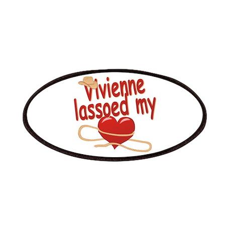 Vivienne Lassoed My Heart Patches