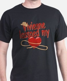 Vivienne Lassoed My Heart T-Shirt