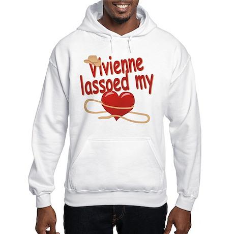 Vivienne Lassoed My Heart Hooded Sweatshirt