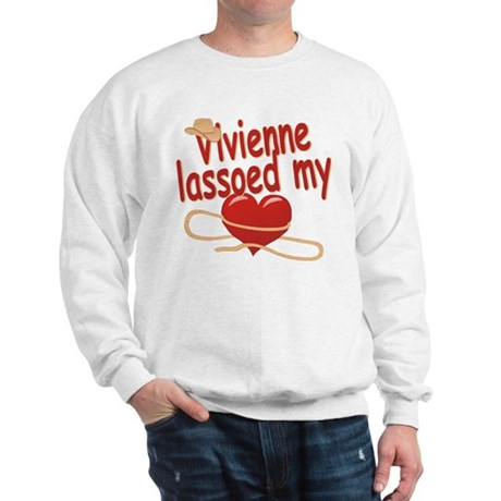 Vivienne Lassoed My Heart Sweatshirt