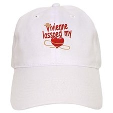 Vivienne Lassoed My Heart Baseball Cap