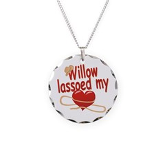 Willow Lassoed My Heart Necklace