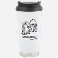Paralegal In Oz Stainless Steel Travel Mug