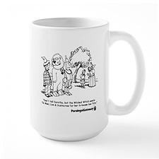 Paralegal In Oz Mug