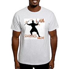 statistics-ninja T-Shirt