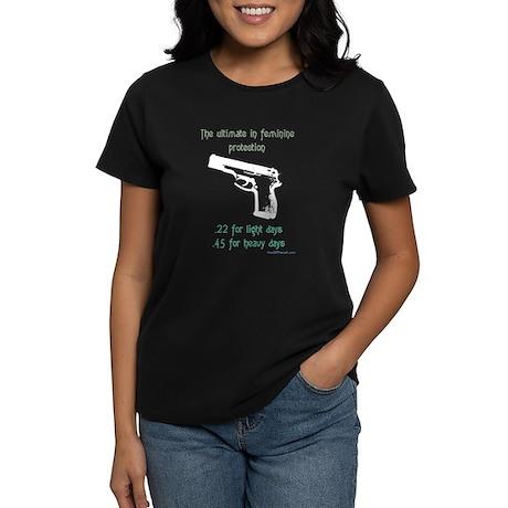 feminineprotectionBLACK T-Shirt