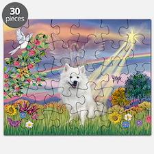 Cloud Angel / Eskimo Puzzle