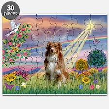 Cloud Angel / Aussie (rm) Puzzle