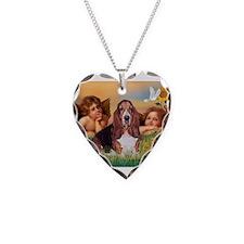 Angels & Basset Necklace