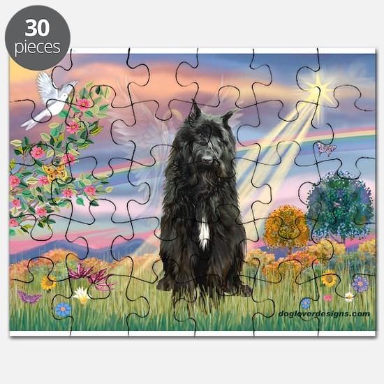 Cloud Angel & Bouvier Puzzle