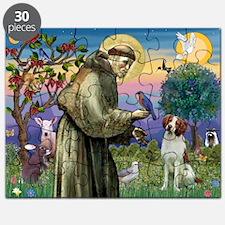 St Francis / American Brittan Puzzle