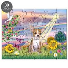 Cloud Angel / Chihuahua (f) Puzzle