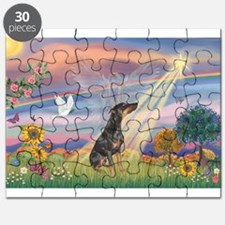 Cloud Angel - Dobie (B) Puzzle