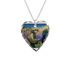 St. Francis & FCR Necklace