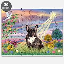 Cloud Angel / Fr Bulldog (bri Puzzle