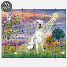 Cloud Angel /Gr Dane (w) Puzzle