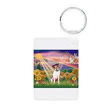 Autumn Angel / JRT Keychains