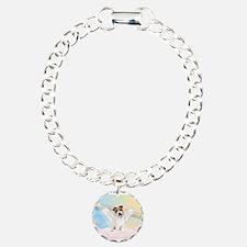 Angel /Jack Russell Terrier Bracelet