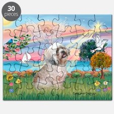 Angel Star / Lhasa Apso Puzzle