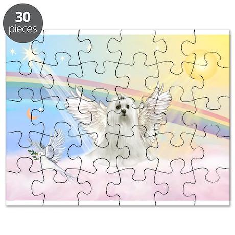 Maltese Angel (C) Puzzle