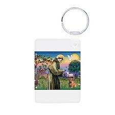 St. Francis & Norfolk Keychains