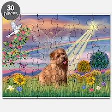 Cloud Angel & Norfolk Puzzle