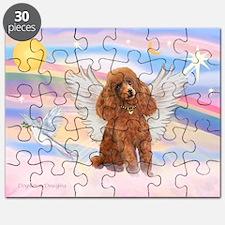 Angel/Poodle (Aprict Toy/Min) Puzzle