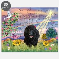 Cloud Angel / Poodle (#17)(bl Puzzle