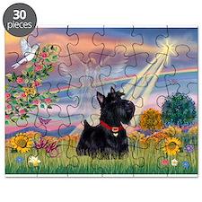 Cloud Angel & Scotty Puzzle