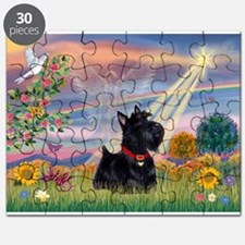 Cloud Angel & Scotty Puzzle