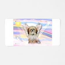 Shih Tzu / Angel Aluminum License Plate