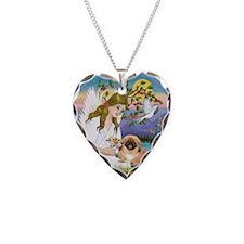 Angel Loving Sassy Necklace