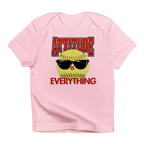 Attitude is Everything Infant T-Shirt