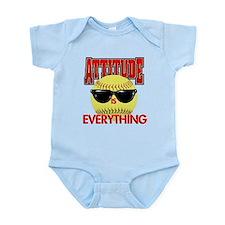 Attitude is Everything Infant Bodysuit