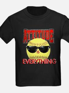 Attitude-Softball T