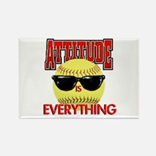 Attitude is Everything Rectangle Magnet (10 pack)
