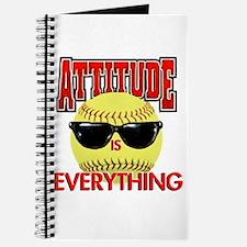 Attitude-Softball Journal