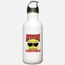 Attitude is Everything Water Bottle