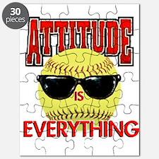 Attitude-Softball Puzzle