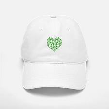 My Irish Heart Baseball Baseball Cap