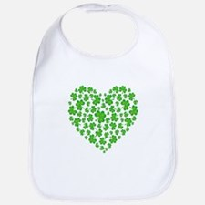 My Irish Heart Bib
