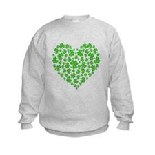 My Irish Heart Sweatshirt