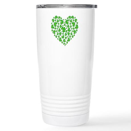 My Irish Heart Stainless Steel Travel Mug