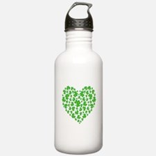 My Irish Heart Water Bottle