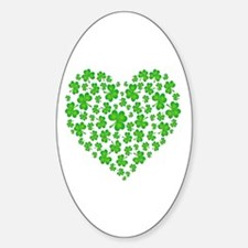 My Irish Heart Decal