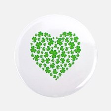 "My Irish Heart 3.5"" Button"