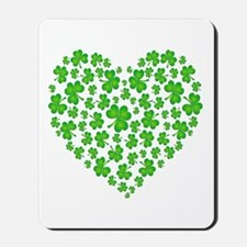 My Irish Heart Mousepad