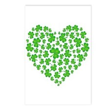 My Irish Heart Postcards (Package of 8)