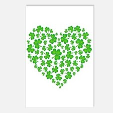 My Irish Heart Postcards (Package of 8)