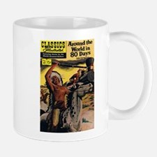 Around the World in Eighty Days Mug
